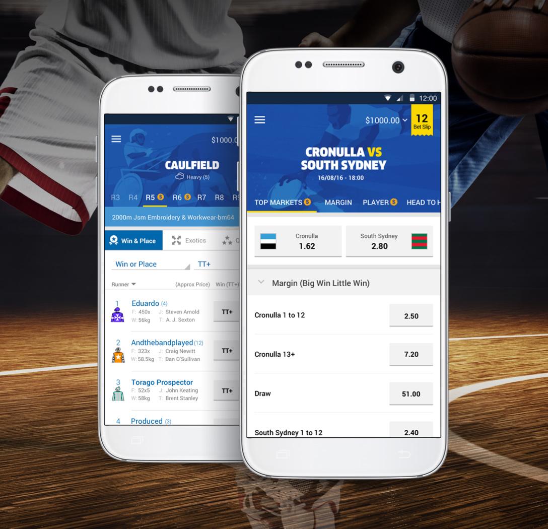 Sportsbet Android App